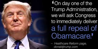 Trump Calls Obamacare 'A Lie From The Beginning' And Makes Schumer Amazing Trump Healthcare Quote