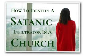 Image result for SATAN CAN'T ENTER THE CHURCH