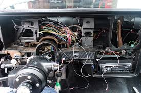 bangshift com bangshift tech we revamp our entire dash using auto gm wiring harness with the gauges removed we can see the full extent of the horror that lurks behind the dash, courtesy of two wiring harnesses being merged and a