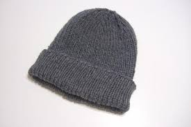 Knitted Hat Patterns Two Needles