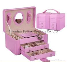 box gift home handle make up case 6 how