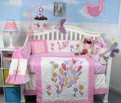 soho gloria the peacock crib bedding collection