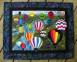Wall Hanging Quilts | himalayantrexplorers.com & ... Wall Hanging Quilts 11 Custom Made Hot Air Balloons Quilt ... Adamdwight.com
