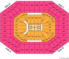 Dean Smith Center Map Dean Dome Seating Chart Unc Dean E