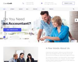 business services template 20 website templates for finance consulting business 2019