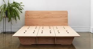 Wooden bed base Platform Koala Mattress Koala Timber Bed Base Koala