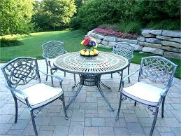 round patio table and chairs metal patio table and chairs used metal patio chairs iron patio
