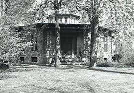 Westnedge Avenue, S., 925: Octagon House – Allen Potter Residence —  Kalamazoo Public Library
