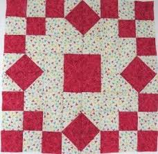 The 25+ best 24 blocks ideas on Pinterest | Missouri quilt ... & The Large Daisy quilt block is made by simple piecing to give a bright and  cheerful Adamdwight.com