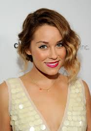 lauren conrad in the 2nd annual autumn party featuring a fashion show by yigal azrouel