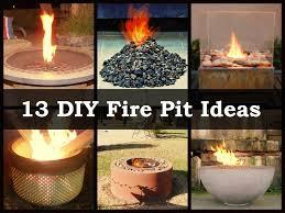 13 diy fire pit ideas 2 jpg