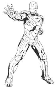 Small Picture Iron Man Coloring Pages Kids Super Heroes Coloring pages of