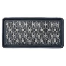 Hexagon Rubber Boot Tray