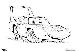 cars colloring