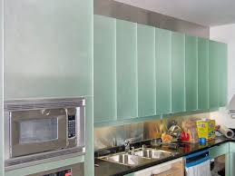 glass kitchen cabinet doors. kitchen doors silver satin | recently frameless glass cabinet
