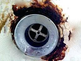 how to repair hole in bathtub bathtub drain rust hole repair repair hole acrylic bathtub