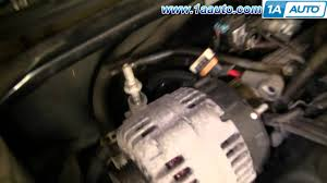 how to install repair replace alternator chevy impala 3800 v6 00 how to install repair replace alternator chevy impala 3800 v6 00 05 1aauto com