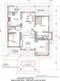 house plan and elevation 2165 sq ft kerala home design for veedu plan and estimate nalukettu
