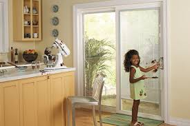 sliding doors with built in blinds