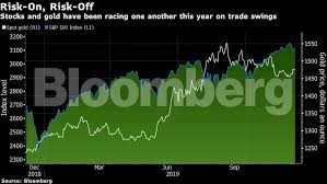 Gold Price Chart Bloomberg Gold Golds Been On A Tear This Year And 2020 May See More