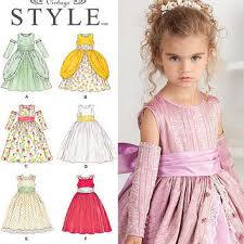 Little Girl Dress Patterns Best Shop Little Girl Dress Patterns On Wanelo