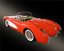 1957 CHEVROLET CORVETTE CONVERTIBLE - 43378
