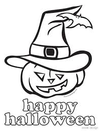 Small Picture Halloween coloring pages pdf 4 Nice Coloring Pages for Kids