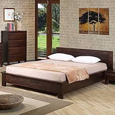 modern wood platform bed. Fine Modern Alsa Queen Platform Bed This Bed Frame Is Perfect For A Bedroom  Set In To Modern Wood P