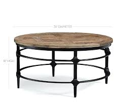reclaimed wood round coffee table reclaimed wood coffee table with bluestone top