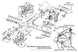 Mtd tiller parts diagram beautiful simplicity roticul otasco 5hp walk behind tiller parts