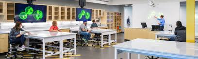 Bellevue College Interior Design Mesmerizing Science Lab Bellevue University