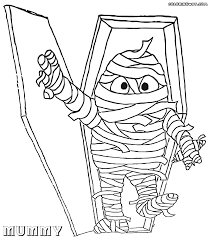 Small Picture Coloring Pages Mummy Coloring Pages Coloring Pages To Download