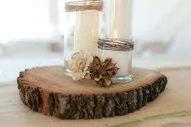 ... A Rustic Nature Inspired Wedding via TheELD.com ...