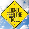 Image result for don't feed the troll