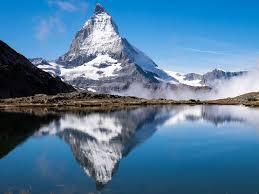mountain expanse