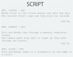 Sample Script Storyboard | Nfcnbarroom.com