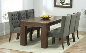 dining room table with 6 chairs dining room table amazing brown rectangle industrial dark wood dining