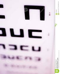 Photography Test Chart Optician Eye Test Chart Stock Image Image Of Checkup 91353537