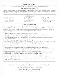 Hr Assistant Resume Objective Samples Kantosanpo Com
