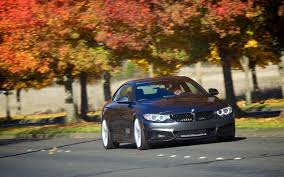 BMW Convertible bmw 428 m sport : 2014-H-and-R-Springs-BMW-428i-M-Sport-Coupe-Motion-1 - BMW Tuning Mag