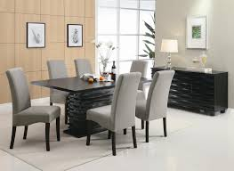 Small Picture modern table sets contemporary dining room table sets modern