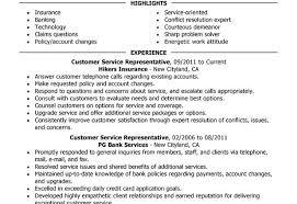 Customer Service Representative Resume Sample Health Insurance