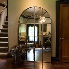 Gothic Arch Window Mirror | Vanity Decoration inside Arched Window Mirrors  (Image 14 of 25