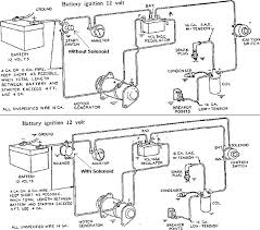 delco remy series parallel switch wiring diagram awesome delco remy 3 Wire Alternator Wiring Diagram delco remy series parallel switch wiring diagram elegant small engine starter motors electrical systems diagrams and