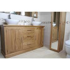 mobel oak bathroom vanity cabinet