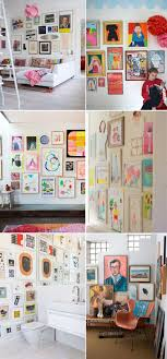 Kids Wall Art Ideas Gallery Wall Childrens Art Gallery Wall Art Art And Display