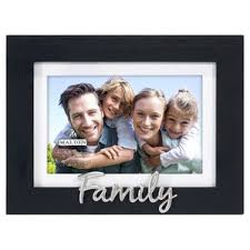 Family Expression Picture Frame