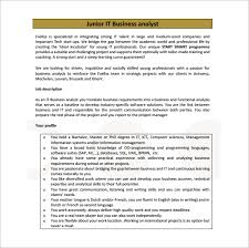 Business Analysis Software Free Download 11 Business Analyst Job Description Templates Free Sample