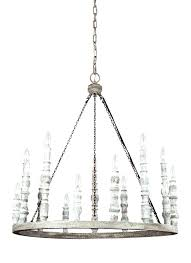 murray feiss chandelier light chandelier in distressed fence board distressed white murray feiss valentina chandelier