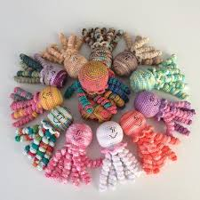 Crochet Octopus For Premature Babies Pattern Extraordinary Crocheted Octopus Pattern Specially Designed For Premature Babies